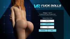 Adult game 3D Fuck Dolls with 3D porn
