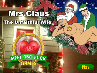Meet and Fuck: Unfaithful Mrs. Claus