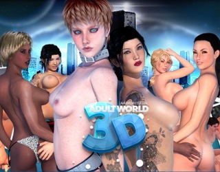 Adult World 3D download