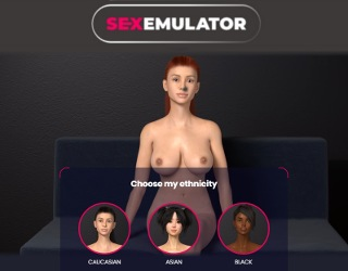 SexEmulator online simulation game